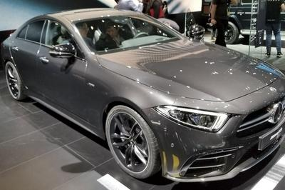 Mercedes Debuts New AMG Series with CLS53 Model - image 758355