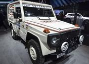 Mercedes Displays 1983 Dakar Rally-Winning 280 GE at 2018 Detroit Auto Show - image 759662