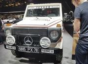 Mercedes Displays 1983 Dakar Rally-Winning 280 GE at 2018 Detroit Auto Show - image 759658
