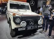 Mercedes Displays 1983 Dakar Rally-Winning 280 GE at 2018 Detroit Auto Show - image 759659