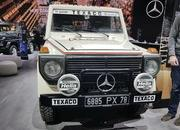 Mercedes Displays 1983 Dakar Rally-Winning 280 GE at 2018 Detroit Auto Show - image 759660