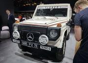 Mercedes Displays 1983 Dakar Rally-Winning 280 GE at 2018 Detroit Auto Show - image 759661