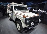 Mercedes Displays 1983 Dakar Rally-Winning 280 GE at 2018 Detroit Auto Show - image 759653