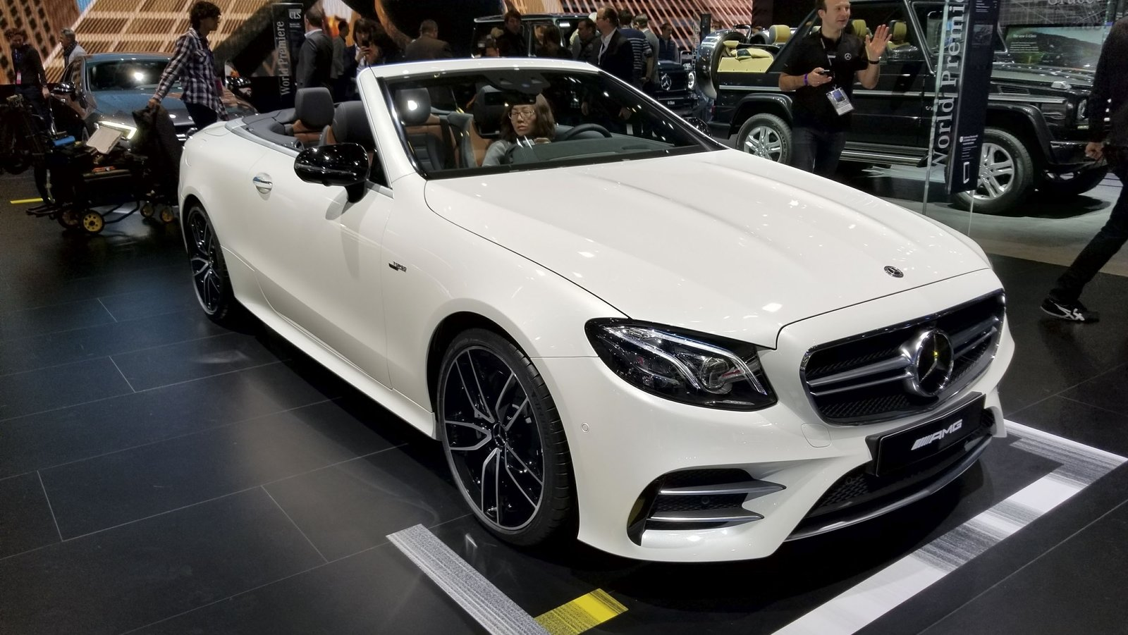 Mercedes E-Class Cabriolet Gets The AMG E53 Treatment In ...