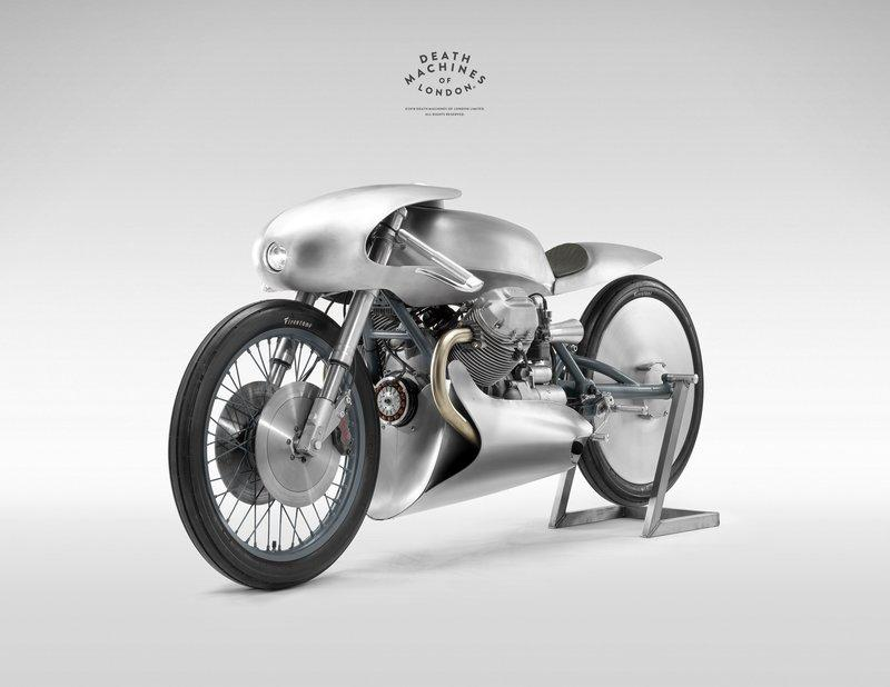 Moto Guzzi Airforce: A custom built LE MANS Mk2 Exterior High Resolution Wallpaper quality - image 762578