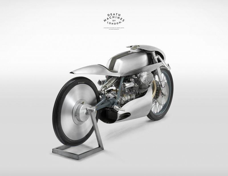 Moto Guzzi Airforce: A custom built LE MANS Mk2 Exterior High Resolution Wallpaper quality - image 762579