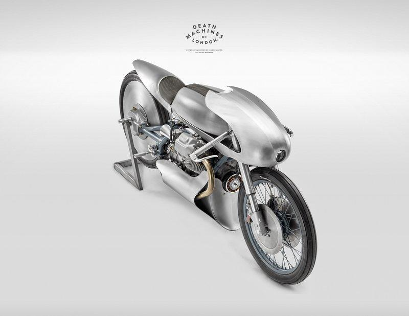 Moto Guzzi Airforce: A custom built LE MANS Mk2 Exterior High Resolution Wallpaper quality - image 762581
