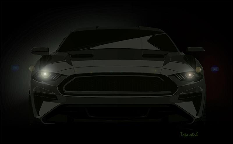 New Bullitt Mustang to Be Unveiled Next Week