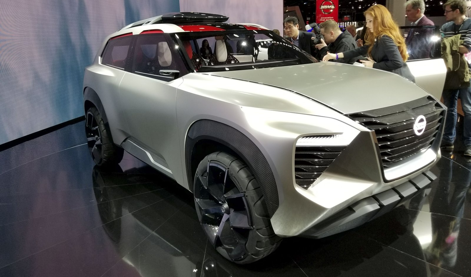 New Nissan Xmotion Concept Is A Mess Of Different Ideas ...