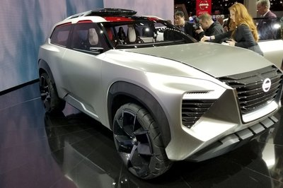 New Nissan Xmotion Concept Is A Mess Of Different Ideas - image 758928