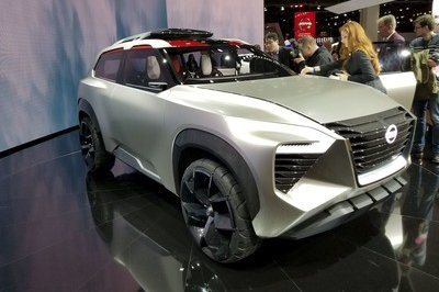 New Nissan Xmotion Concept Is A Mess Of Different Ideas - image 758691