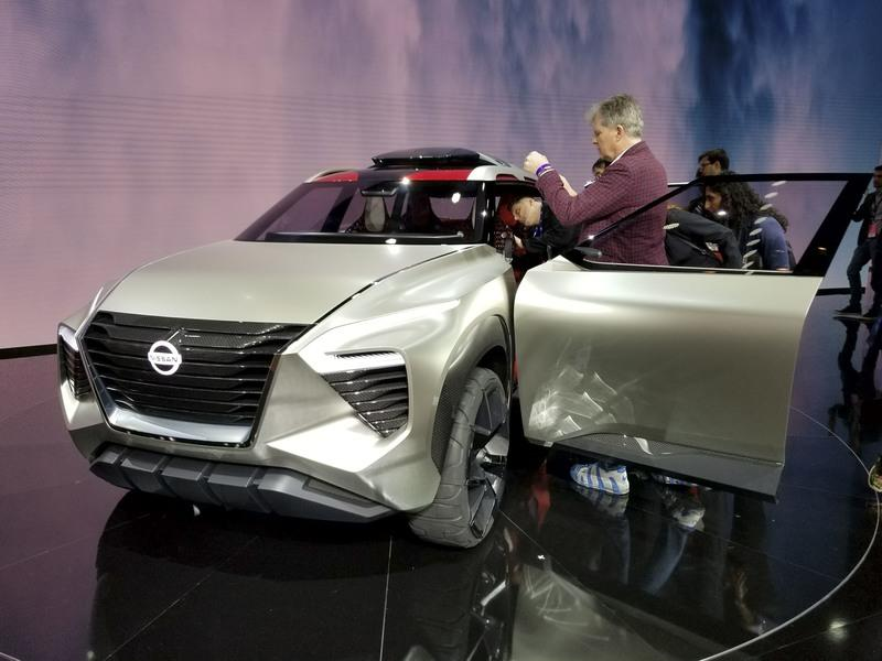 New Nissan Xmotion Concept Is A Mess Of Different Ideas