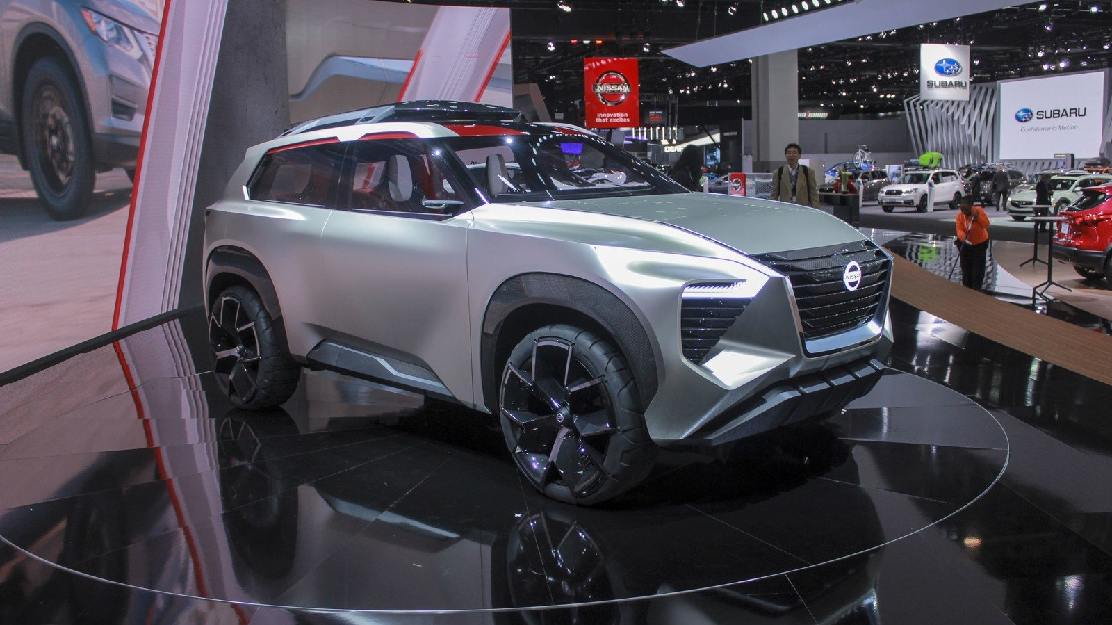 2018 Nissan Xmotion Concept Top Speed