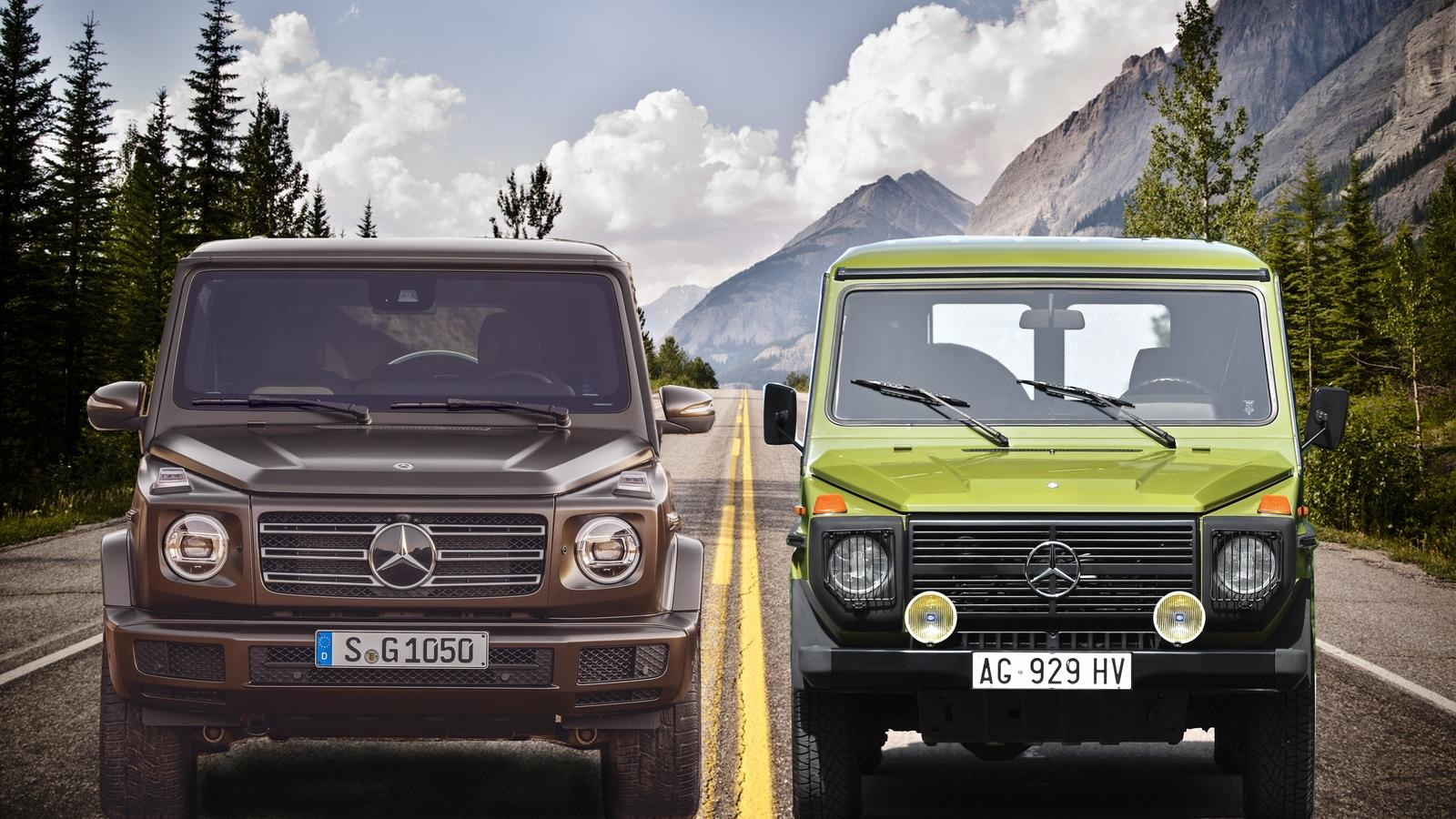 Types Of Suvs >> Nope, The New Mercedes G-Class Isn't Cool. It's Just Stupid   Top Speed