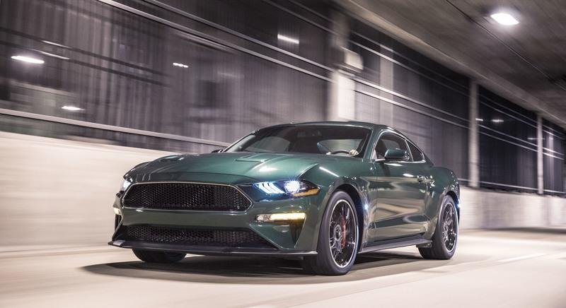 OG 1968 Ford Mustang Bullitt Shows Up Alongside 2019 Mustang Bullitt; Gets Inducted into the National Historic Vehicle Register Exterior - image 758244