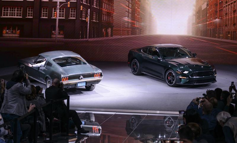 Wallpaper of the Day: 2019 Ford Mustang Bullitt
