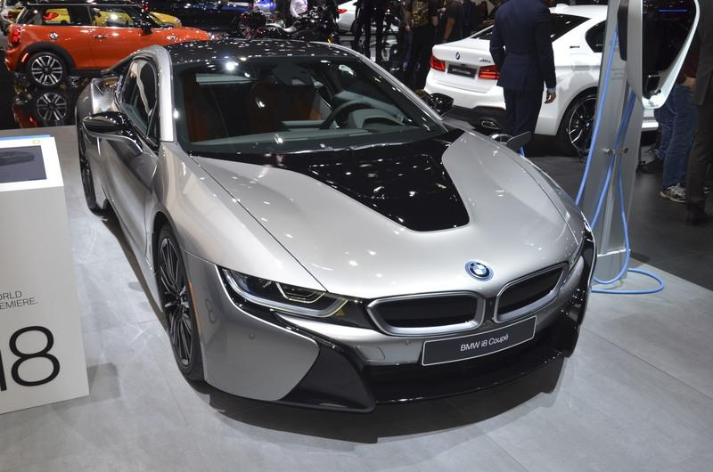 Is there a More Powerful version of the BMW i8 On the Horizon?