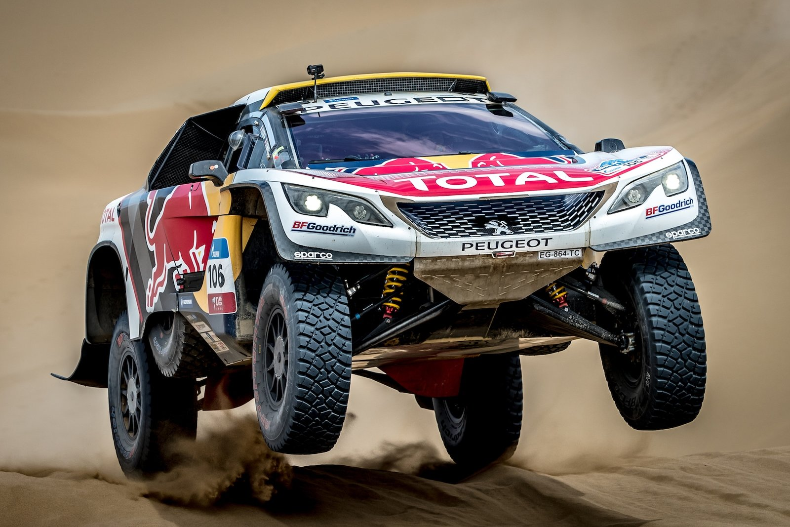 2018 peugeot 3008 dkr maxi review top speed. Black Bedroom Furniture Sets. Home Design Ideas