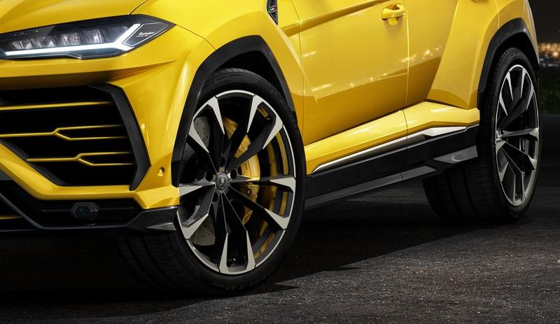 Pirelli Has Six Different Tire Options for the Lamborghini Urus