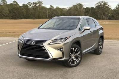 What It's Like To Daily Drive The Lexus RX350 | Top Speed