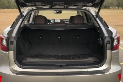Cargo Space: This is how the Lexus RX350 Stacks Up - image 763351