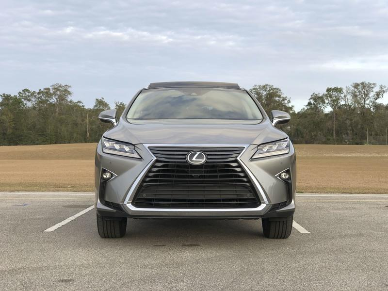 What it's Like to Daily Drive the Lexus RX350
