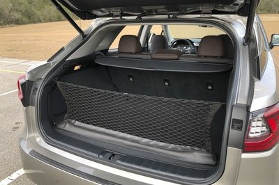Cargo Space: This is how the Lexus RX350 Stacks Up - image 763350