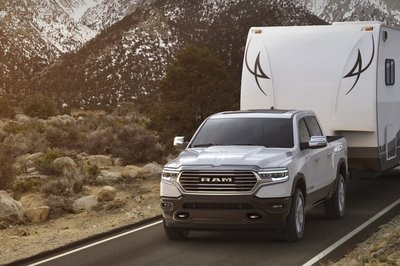 The new Ram 1500 Laramie Longhorn is a Cowboy's Dream of Luxury Come True - image 763506