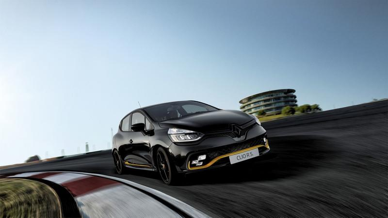 The Next Clio R.S. Could Use Renault's New 1.8-Liter Turbo From The Megane R.S. and Alpine A110