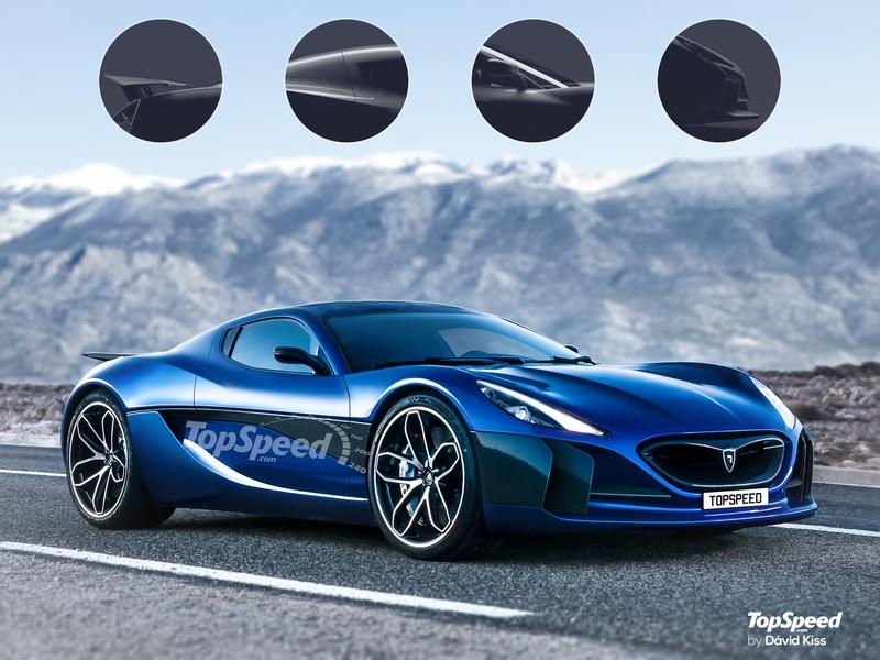 2019 Rimac C Two