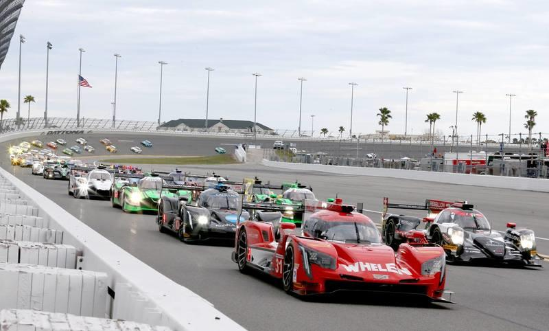 Rolex 24 Hours of Daytona 2018 Preview