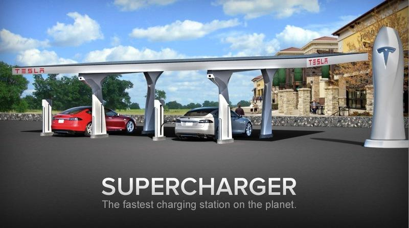 Roller Skates and Movies: Tesla Supercharger Locations Could End Up as Drive-In Theaters - image 756290