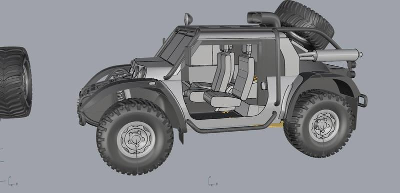 Scuderia Cameron Glickenhaus is on a Mission to Build a Modern Baja Boot