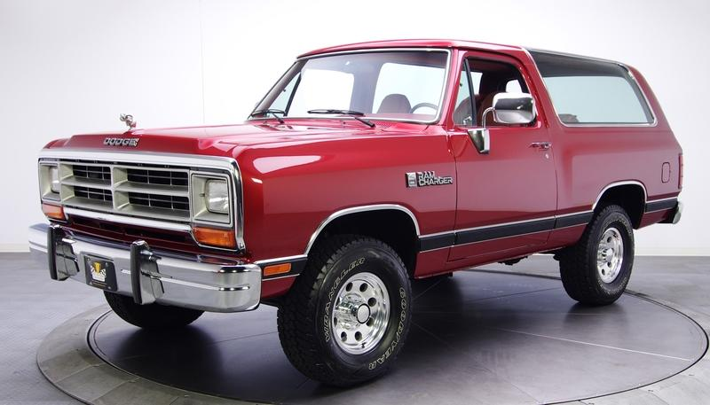 Should Ram Resurrect The Ramcharger?