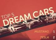 Survey: Ford Mustang, Tesla Top List Of Most Desirable Cars of Average Americans - image 755898