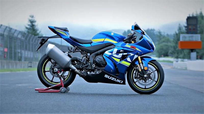 Suzuki plans to make group riding as safe as ever