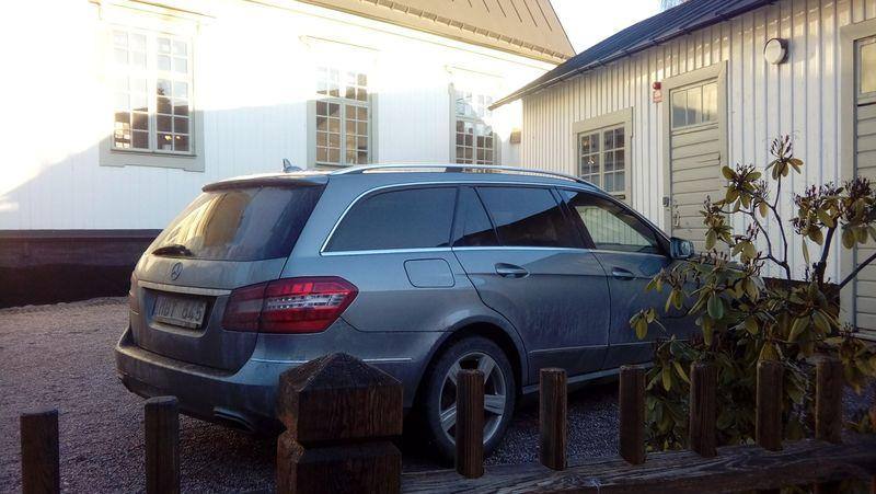 Sweden Is the Land of Station Wagons and Old American Cars