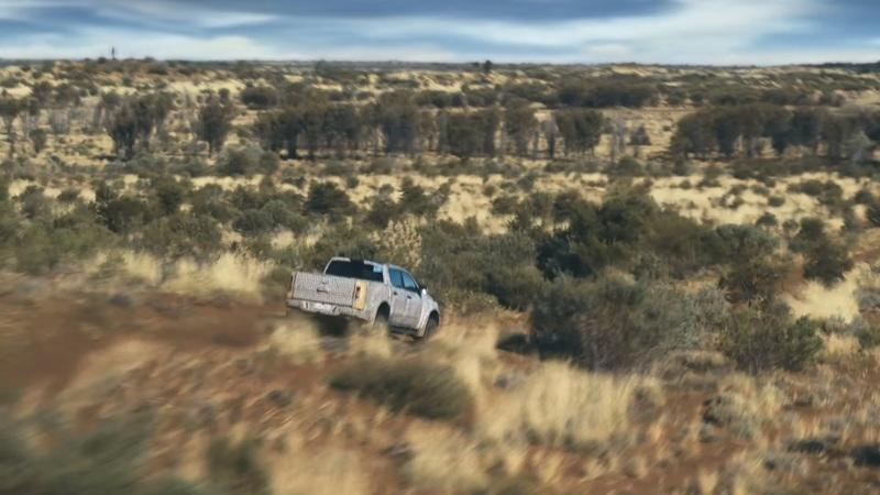 Teaser of the Week: Ford Ranger Raptor Doing What it Does Best