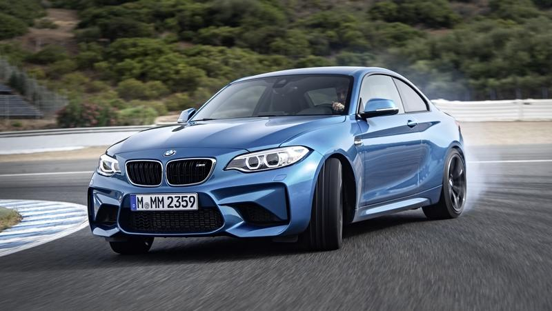 The BMW M2 Competition Could Debut in April!!!