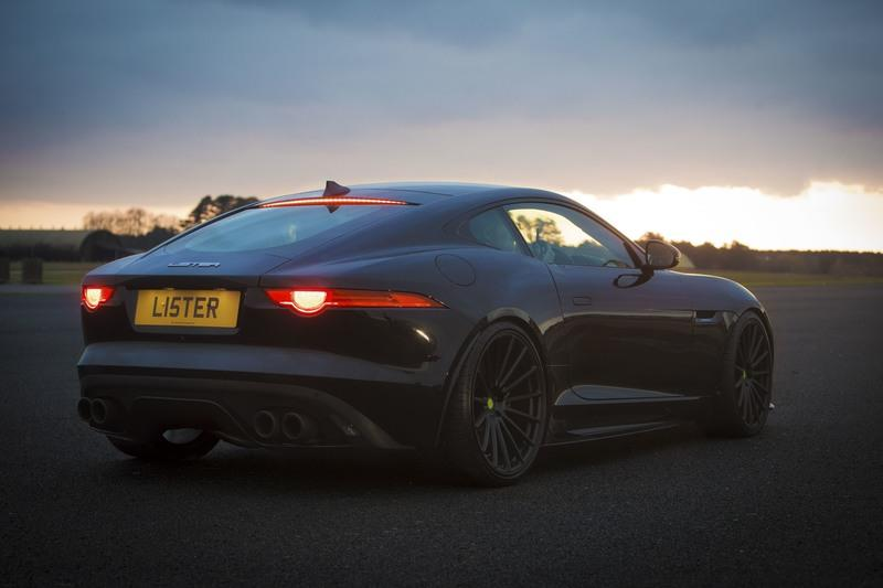 The Lister Thunder: A 660 Horsepower, 200+ MPH Jaguar F-Type That You Need in Your Life