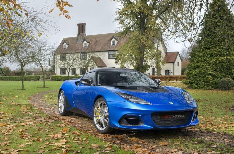 Wallpaper Selections of the Day: 2018 Lotus Evora GT410