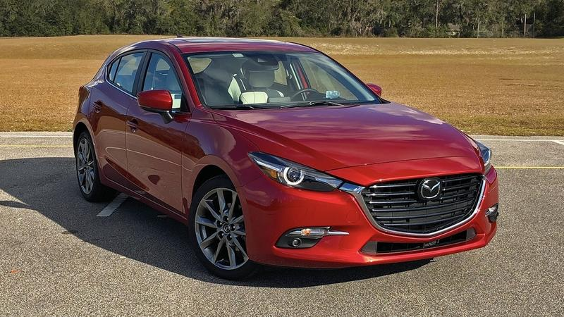 Price Check: Mazda3 5 Door Grand Touring Vs The Competition