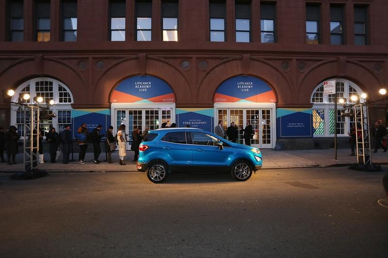 The Tiny EcoSport Promises to Hack your Life