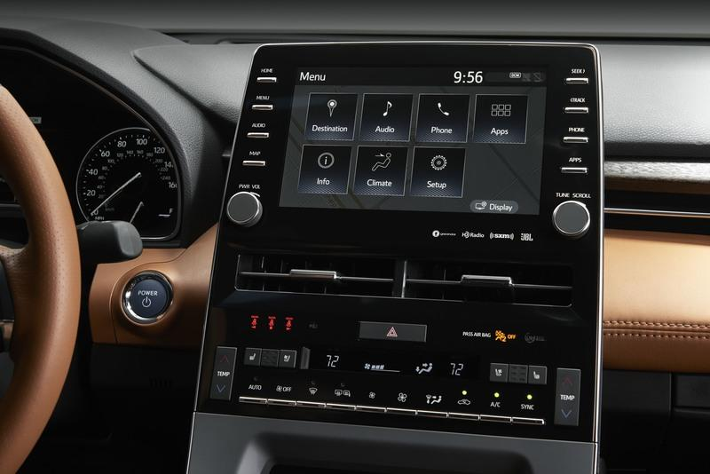 2019 Toyota Avalon Interior Wallpaper quality - image 761564
