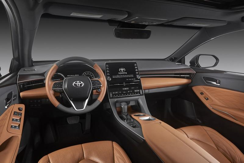 2019 Toyota Avalon Interior Wallpaper quality - image 761569