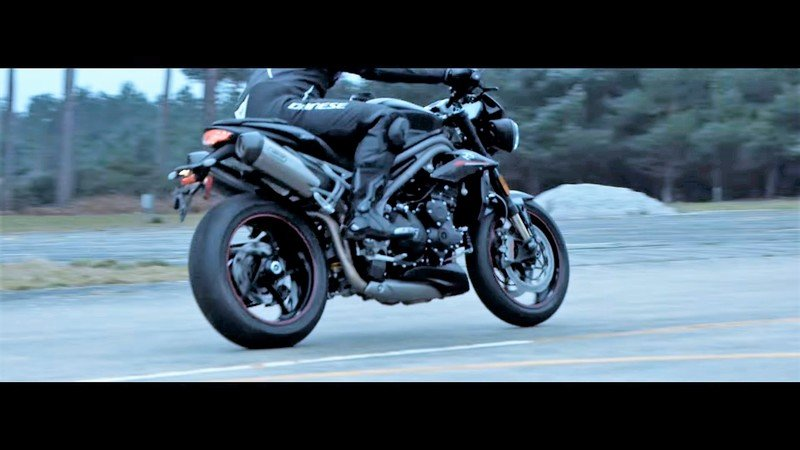 Triumph teases the new Speed Triple, again Exterior - image 763726