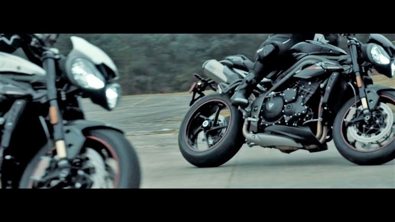 Triumph teases the new Speed Triple, again Exterior - image 763723