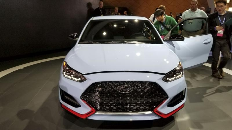Veloster N Previews Good Things To Come From Hyundai