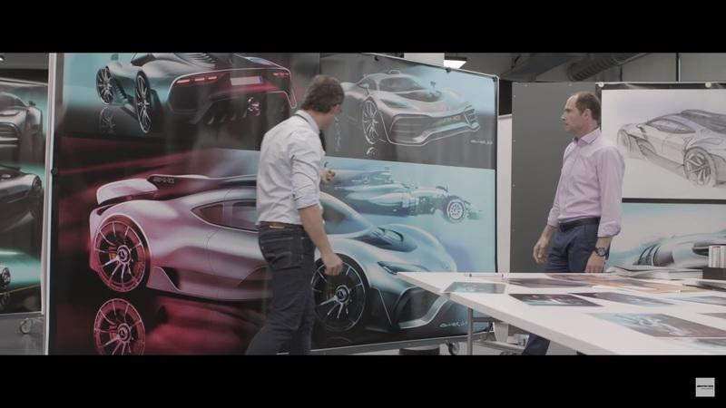 Video: Design Details of the Mercedes-AMG Project One - image 755398