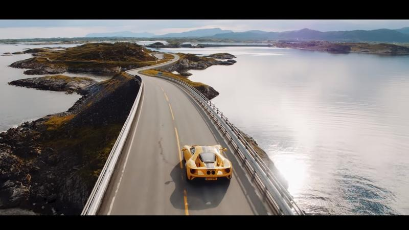 Video of the Day: Ford GT Meets the Arctic Circle - image 755824